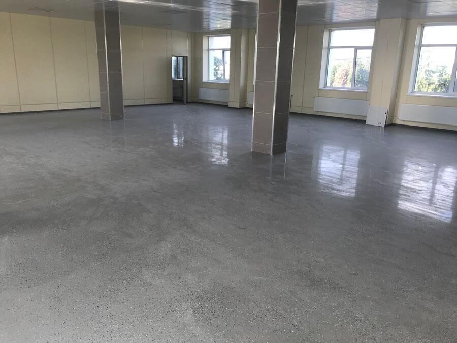 Цены на бетонные полы